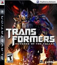 Transformers Revenge of the Fallen (bazar, PS3) - 299 Kč