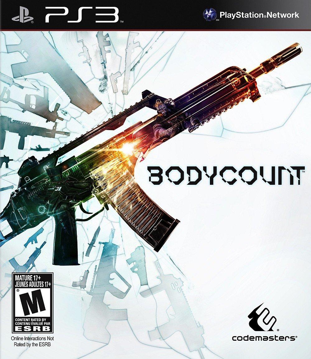Bodycount (bazar, PS3) - 129 Kč