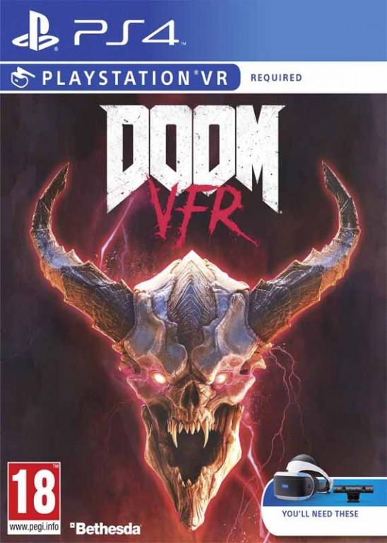 Doom VFR (bazar, PS4) - 599 Kč