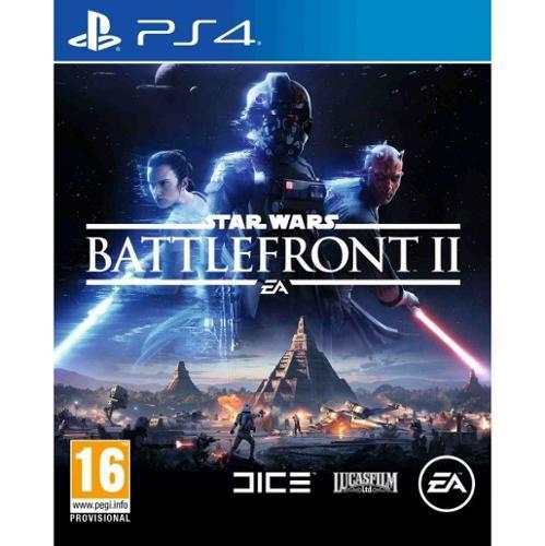Star Wars Battlefront II (bazar, PS4) - 259 Kč