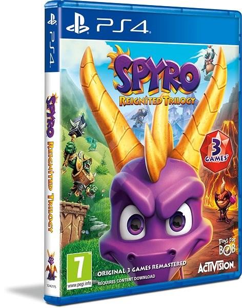 Spyro Reignited Trilogy (bazar, PS4) - 599 Kč