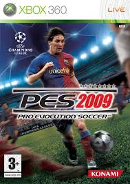 Pro Evolution Soccer 2009 / PES 2009 (bazar, X360) - 99 Kč