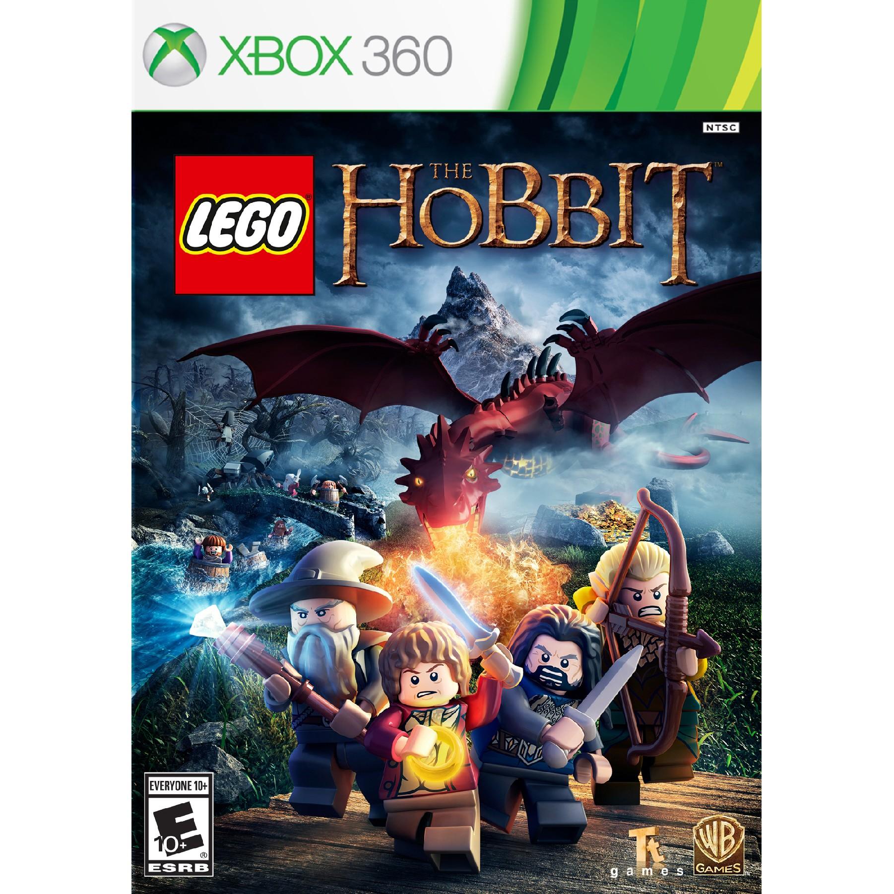 LEGO The Hobbit (bazar, X360) - 389 Kč