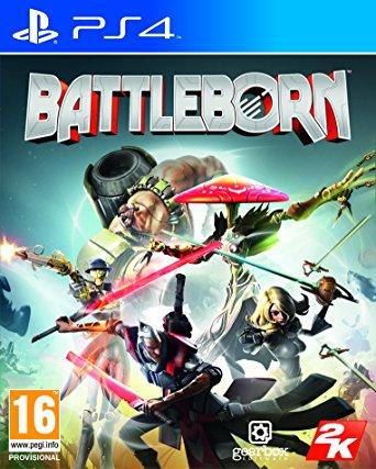 Battleborn (bazar, PS4) - 199 Kč