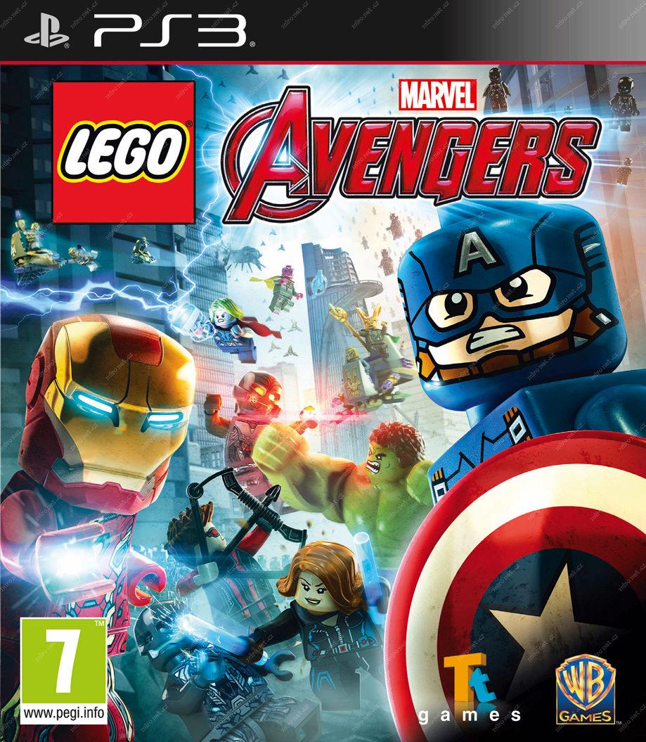 LEGO Marvels Avengers (bazar, PS3) - 399 Kč