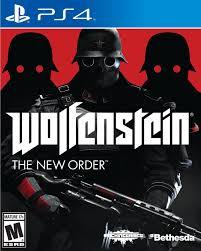 Wolfenstein The New Order (bazar, PS4) - 359 Kč