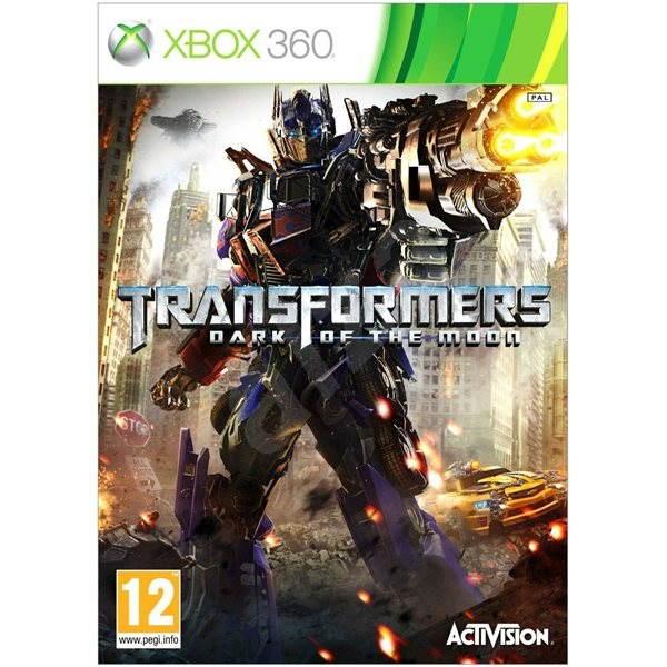Transformers Dark Of The Moon (bazar, X360) - 299 Kč