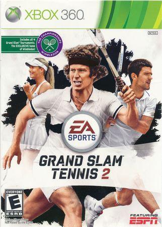 Grand Slam Tennis 2 (bazar, X360) - 259 Kč