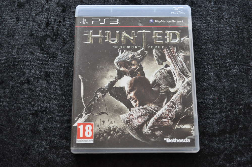Hunted The Demons Forge  (bazar, PS3) - 199 Kč