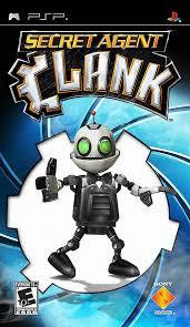 Secret Agent Clank (bazar, PSP) - 159 Kč
