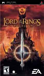 The Lord of the Rings Tactics (bazar, PSP) - 129 Kč