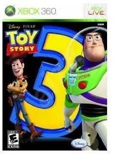 Disney Pixar Toy Story 3 (bazar, X360) - 499 Kč