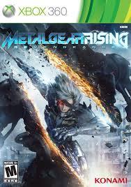 Metal Gear Rising Revengeance (nová, X360) - 249 Kč