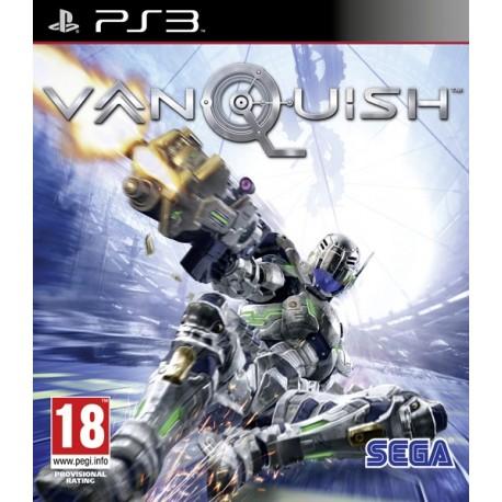 Vanquish (bazar, PS3) - 199 Kč