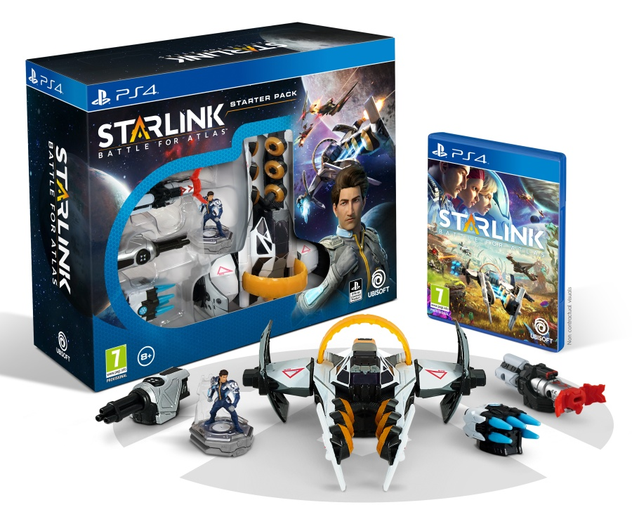 Starlink Battle For Atlas Starter Pack  (nový, PS4) - 859 Kč