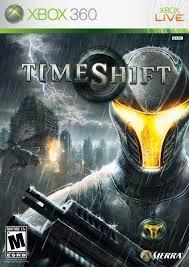 TimeShift (bazar, X360) - 299 Kč