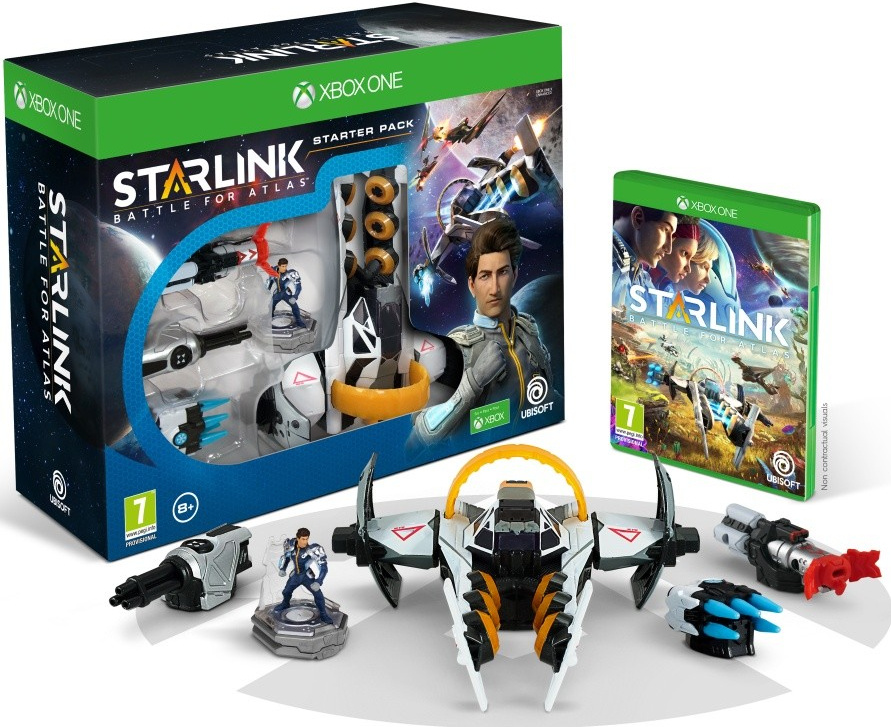 Starlink Battle For Atlas Starter Pack  (nový, XOne) - 859 Kč