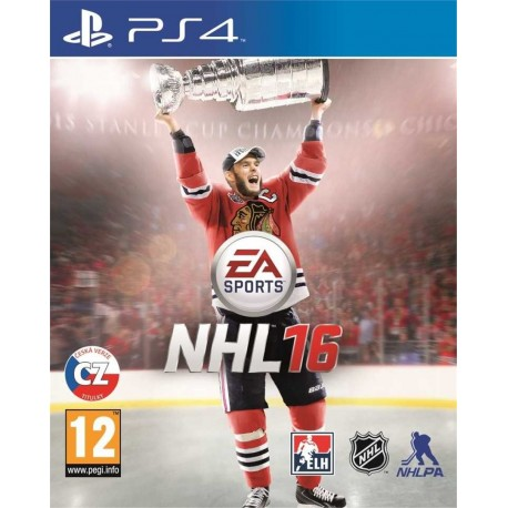 NHL 16 (nová, PS4) - 299 Kč
