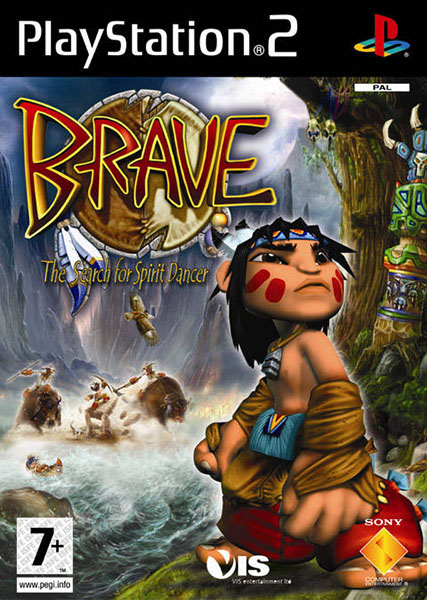 Brave (bazar, PS2) - 199 Kč
