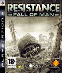 Resistance Fall of Man (bazar, PS3) - 159 Kč