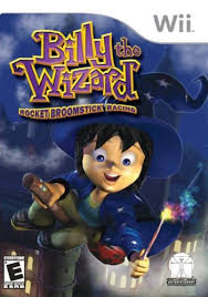 Billy the Wizard: Rocket Broomstick Racing (bazar, Wii) - 199 Kč