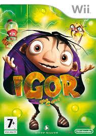 Igor The Game (bazar, Wii) - 199 Kč