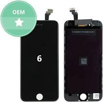LCD a dotykový displej na iPhone 6 Black - nové - 559 Kč
