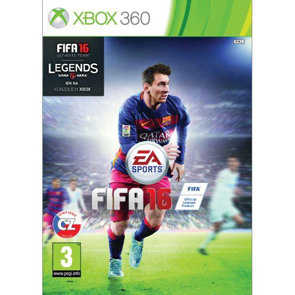 FIFA 16 (bazar, X360) - 299 Kč