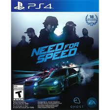 Need for Speed (2015) (bazar, PS4) - 399 Kč