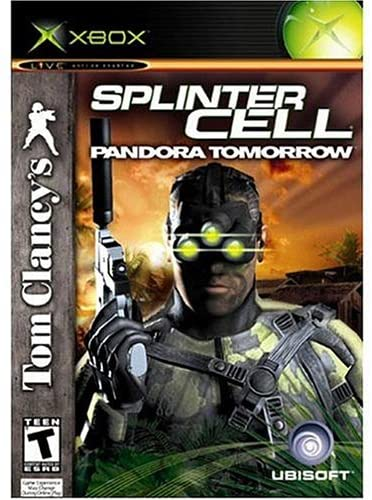 Tom Clancys Splinter Cell Pandora Tomoroow (bazar, XBOX) - 299 Kč