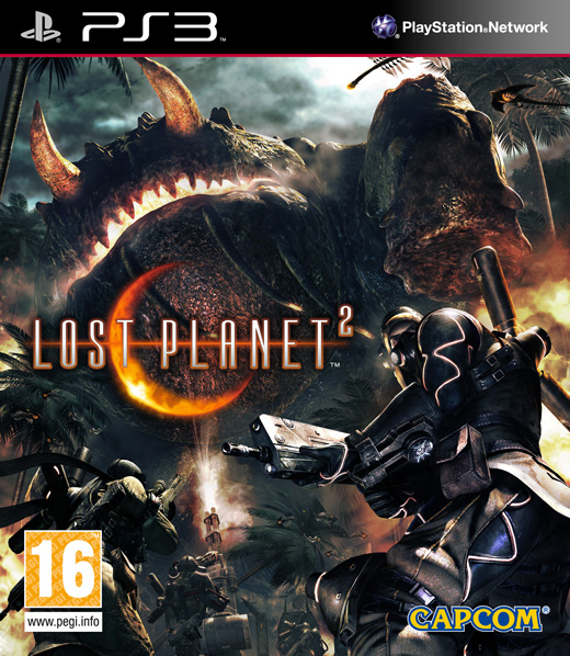 Lost Planet 2 (bazar, PS3) - 159 Kč