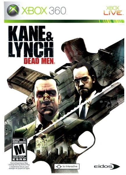 Kane and Lynch Dead Men (bazar, X360) - 129 Kč