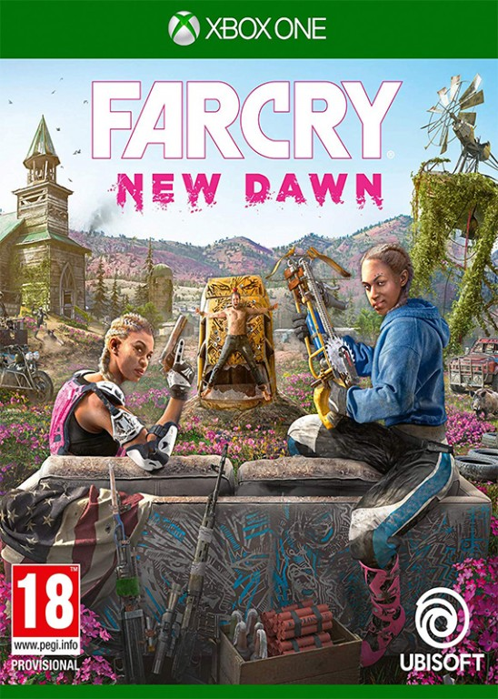 Far Cry New Dawn (bazar, XOne) - 459 Kč