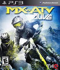 MX vs. ATV Alive (bazar, PS3) - 299 Kč