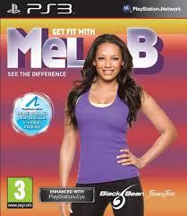 Get Fit with Mel B (bazar, PS3) - 109 Kč