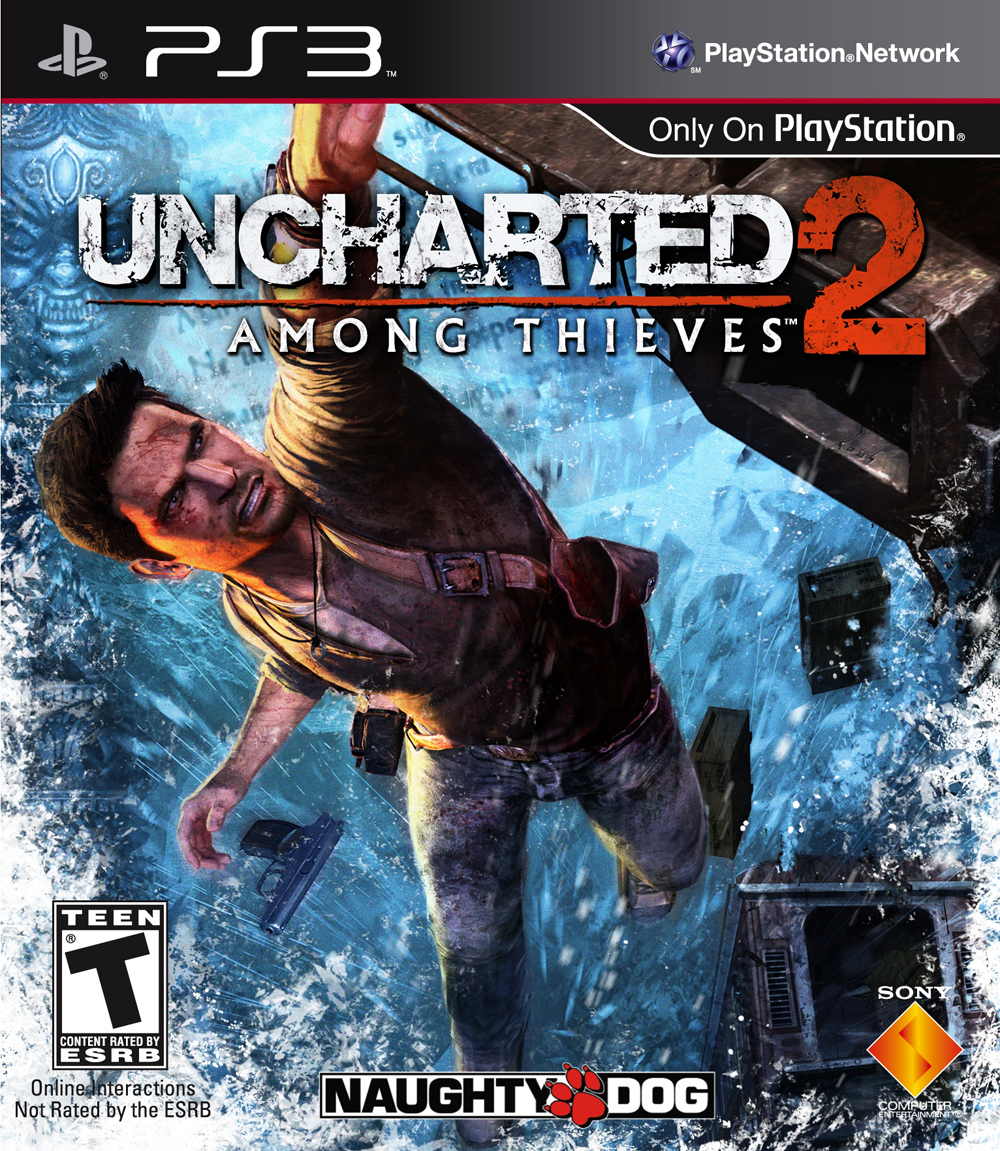 Uncharted 2 Among Thieves (bazar, PS3) - 159 Kč