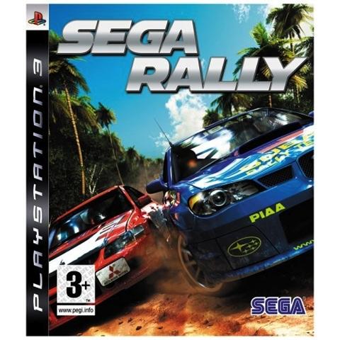Sega Rally (bazar, PS3) - 229 Kč