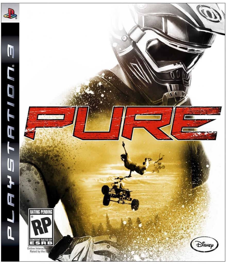 Pure   (bazar, PS3) - 129 Kč