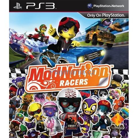ModNation Racers (bazar, PS3) - 149 Kč