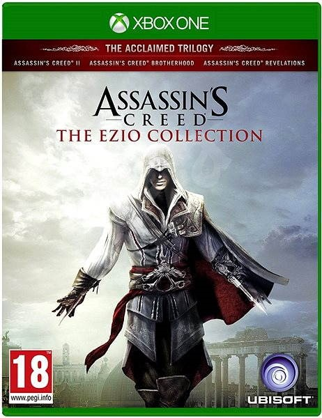 Assassins Creed The Ezio Collection (bazar, XOne) - 459 Kč