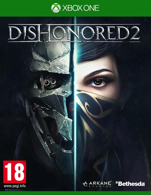 Dishonored 2 (bazar, XOne) - 259 Kč