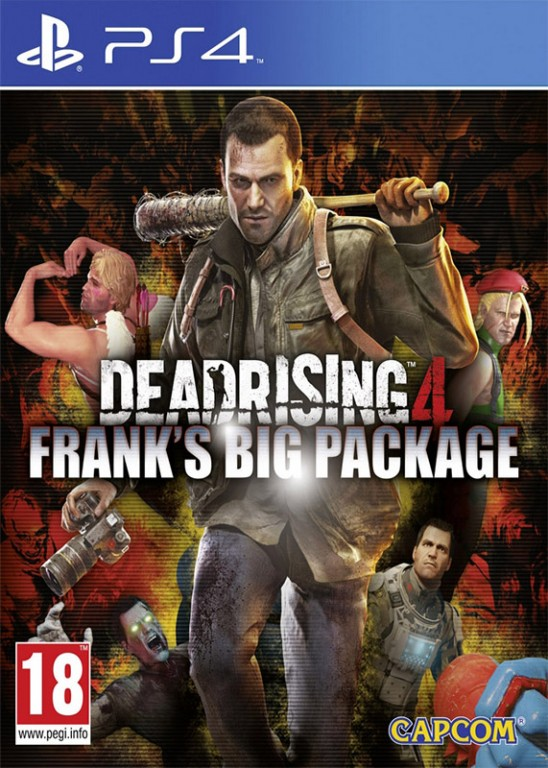 Dead Rising 4  Franks Big Package (bazar, PS4) - 459 Kč
