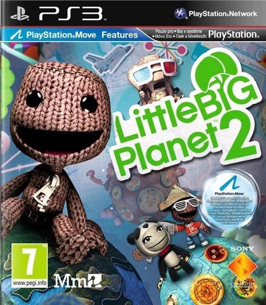 LittleBigPlanet 2 (bazar, PS3) - 229 Kč