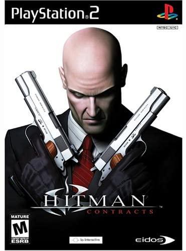 Hitman Contracts (bazar, PS2) - 156 Kč