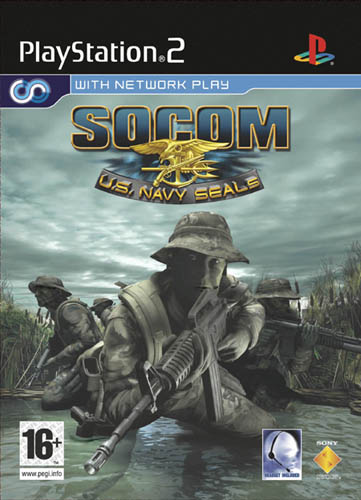 SOCOM U.S. Navy SEALs (bazar, PS2) - 129 Kč