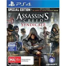 Assassins Creed Syndicate (bazar, PS4) - 299 Kč