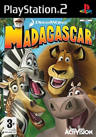 Madagascar (bazar, PS2) - 359 Kč