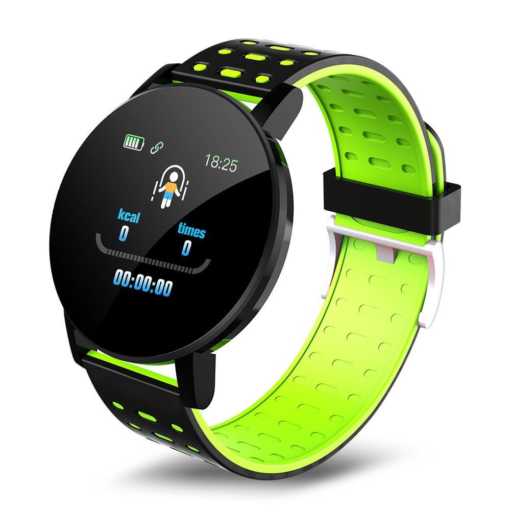 Chytré hodinky Smart Bracelet HS6620D - nový - 459 Kč