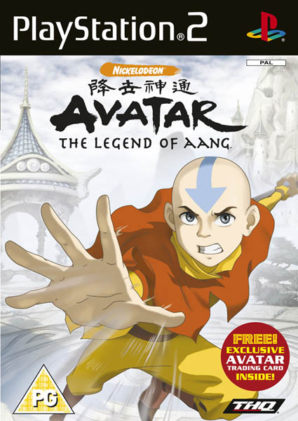Avatar The Legend Of Aang (bazar, PS2) - 199 Kč