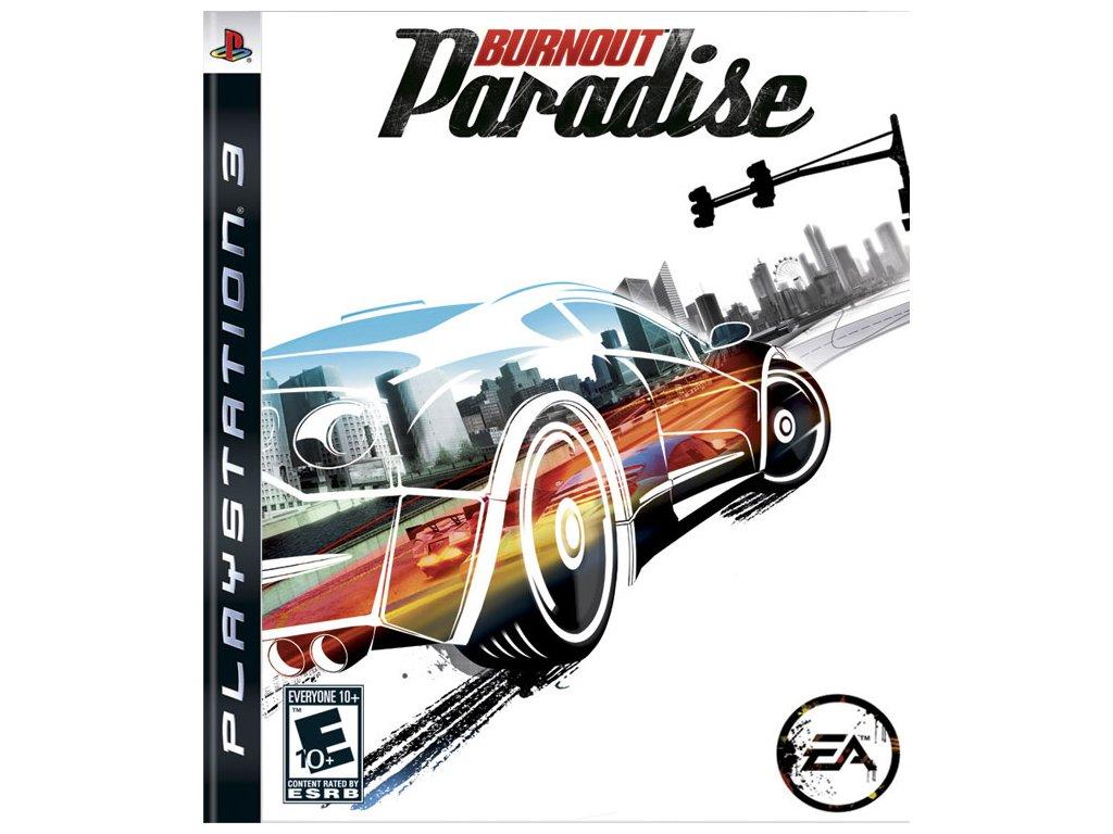 Burnout Paradise (bazar, PS3) - 199 Kč